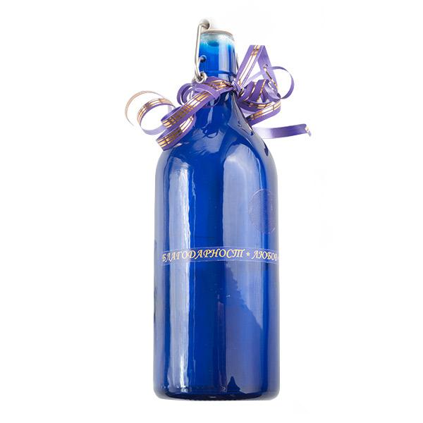 Бутилка за структурна вода