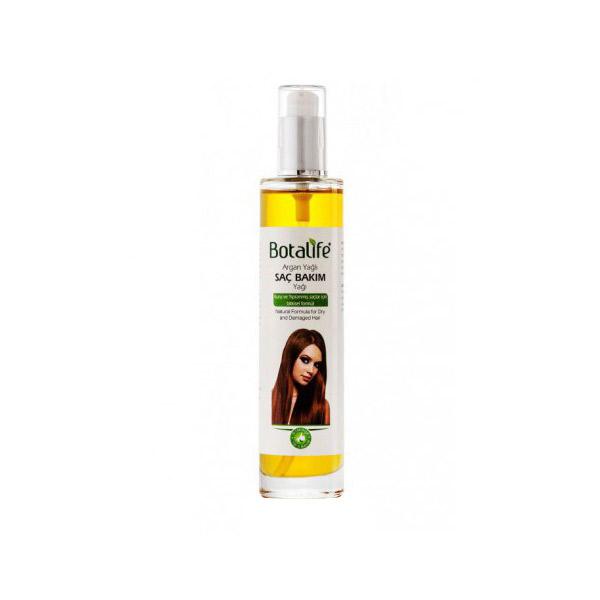 Подхранващо масло за коса